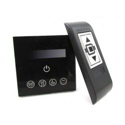 Led Dimmer Segnale 0-10V Touch Pannello 220V 200W Con Telecomando Wireless TM016