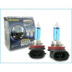Lampada H7 12V 55W PX26d Con Effetto XENON Super Bianco