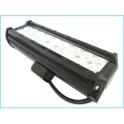 Barra Led Alluminio 54w Per Fuoristrada Jeep Camper 12V 24V Led Wall Washer