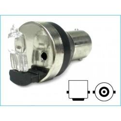 Lampada Retromarcia con Avvisatore Acustico BA15S 12V20W Per Auto Camper Roulotte