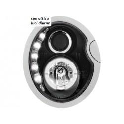 Fanali anteriori Mini R50/52/53