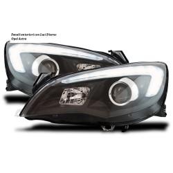 Fanali anteriori con Luci Diurne Opel Astra (J)