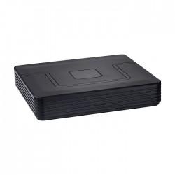 DVR Videosorveglianza 4 Canali Video Audio BNC NVR AHD TVI CVI H264 HDMI LAN Senza Hard Disk SKU-8476