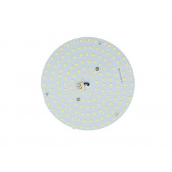 Led Plate 15W 142mm Bianco Caldo Piastra Led Con Calamite Per Modificare Plafoniera