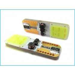 Lampada Led COB T10 W5W Canbus 3w Chip