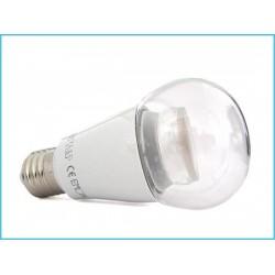 Lampada Led E27 10W A60 Bulbo Sfera Palla 270°