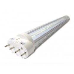 Lampada LED Attacco 2G11 4 Pin 15W 320 mm Bianco Caldo