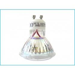 Lampada Faretto LED GU10 5,5W 220V 18 SMD 2835