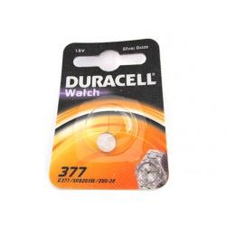 Pila Batteria A Bottone Duracell Silver Oxide 377 D377 SR6265W 280-39 1,5V Per Orologi Calcolatrice