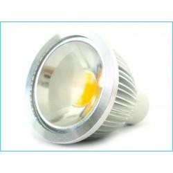 Lampada Faretto LED GU10 COB 220V 5W