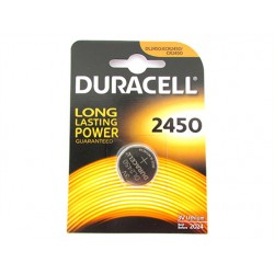 Pila Batteria Lithium A Bottone Duracell Litio 2450 DL2450 ECR2450 CR2450 3V