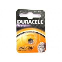 Pila Batteria Lithium A Bottone Duracell Litio 362 361 D362 SR721SW 280-29 1,5V Per Orologio