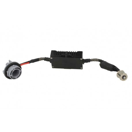 Led Digital Warning Canceller BA15S 1156 20W 12V Filtro Resistenza