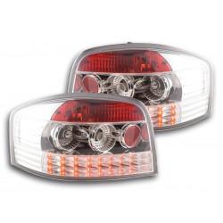 AUDI A3 posteriori LED cromato 03 a 05