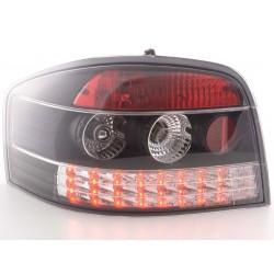 AUDI A3 posteriori LED nero 03 a 05