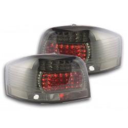 AUDI A3 posteriori LED NERO 03 a 07