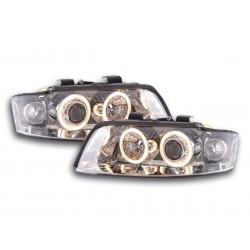 AUDI A4 Angel Eyes  B6   da 01 a 04 cromato