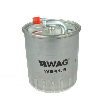 WAG Filtro Carburante W841/6 RN232 A6460920001 24.436.00 WK820 WK8201 PP840/6 PP841/6