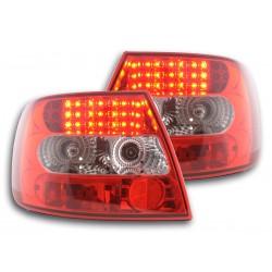 Audi A4  tipo B5 95 a 00 chiaro rosso