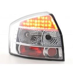 Audi A4 LED tipo 8E 01 a 04 cromato