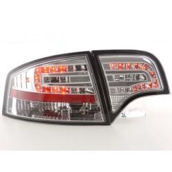 Audi A4 LED tipo 8E 04 a 07 cromato