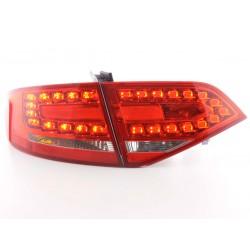 Audi A4 LED DA 07-  rosso chiaro