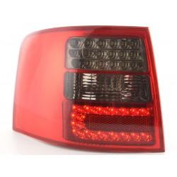 Audi A6 Avant LED DA 97 a 03 rosso nero