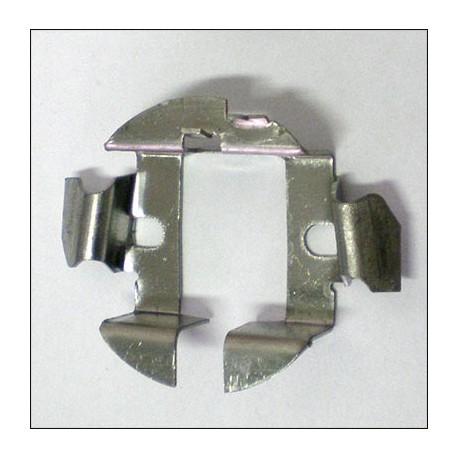 2008Up RENAULT LAGUNA III 3 Maniglia Porta Cromo Copertura Acciaio 4 Porta S.