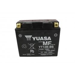 Batteria Moto YUASA YT12B-BS Con Acido 12V 10Ah 210A