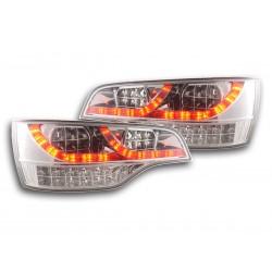 AUDI Q7 posteriore LED cromato