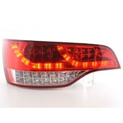 AUDI Q7 posteriore LED chiaro rosso