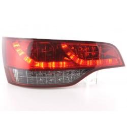 AUDI Q7 posteriore LED rosso nero