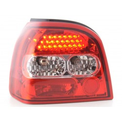 Golf 3 posteriori LED da 92 a 97 nero
