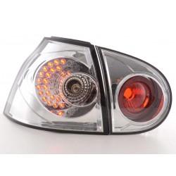 Golf 5 posteriori LED da 03 a 08 cromato