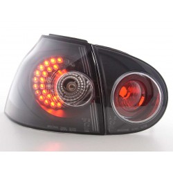 Golf 5 posteriori LED da 03 a 08 nero