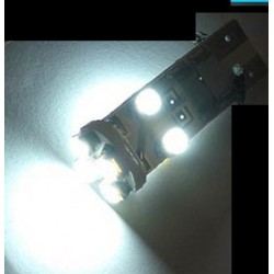 Lampada Led Canbus T10 W5W 8 Smd Bianco No Errore