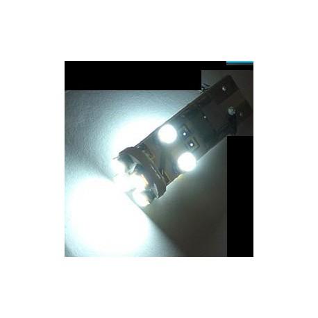 Lampada Led Canbus T10 W5W 8 Smd Bianco No Errore