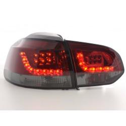 Golf 6 posteriori LED