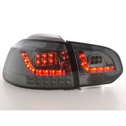 Golf 6 posteriori LED (tipo 1K)  (con indicatori frecce LED)