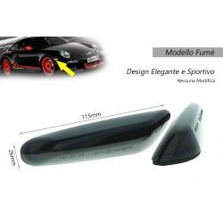 Kit Freccia Laterale a Led Side Marker Dinamica Lente Fume BMW E46 E36 E90 E91 E60 E61 E81 E82 E87 E88 E92 E93 X1 E84 X3 E83 X5