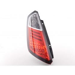 POSTERIORI LED Fiat Grande Punto chiaro/rosso