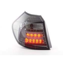 POSTERIORI LED BMW Serie 1 nero