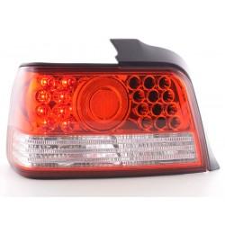 POSTERIORI LED BMW E36 da 91 a 98 rosso/bianco