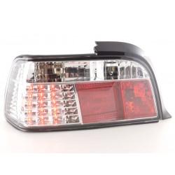 POSTERIORI LED BMW E36 Coupè da 92 a 98 cromato