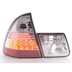 POSTERIORI LED BMW E36 Touring da 98 a 05 cromato
