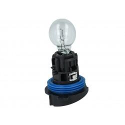 Lampada Alogena HP24W 12V 24W Clear P24W Compreso Base Attacco Luci Diurne Peugeot 3008 5008 Citroen C5 Base Plastica Inclusa
