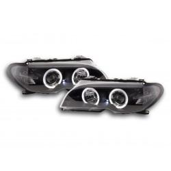 Fari xenon BMW Serie 3 E46 Coupe/Cabrio nero