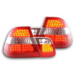 POSTERIORI LED BMW serie 3 Berlina 98 a 01 chiaro rosso