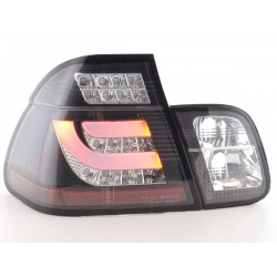 POSTERIORI LED BMW serie 3 Berlina 98 a 01 nero