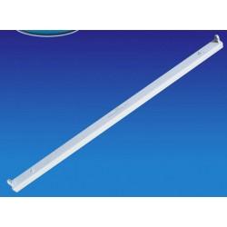 Porta Lampada Plafoniera Singolare Per Tubo Neon T8 a Led Da 90cm Interno IP20